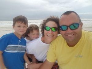 The Tringue Family Photo